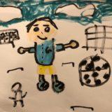 発達凸凹息子が小学校の通常級で過ごした1年生の生活を振り返る。